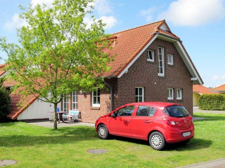 Ferienhaus Am Meer (BHV150) in Burhave - 6 Personen, 3 Schlafzimmer, casa vacanza a Burhave