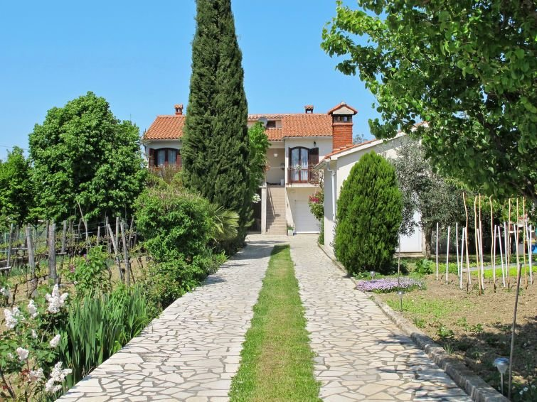 Ferienwohnung Villa Palma (LBN405) in Labin - 8 Personen, 3 Schlafzimmer, alquiler vacacional en Labin