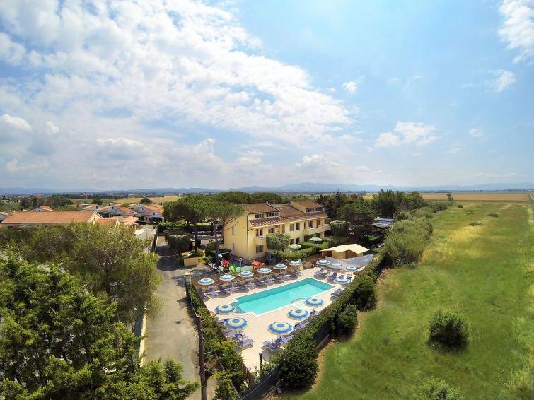 Ferienwohnung Residence Riviera (CMR210) in Cecina - 4 Personen, 1 Schlafzimmer, aluguéis de temporada em Cecina