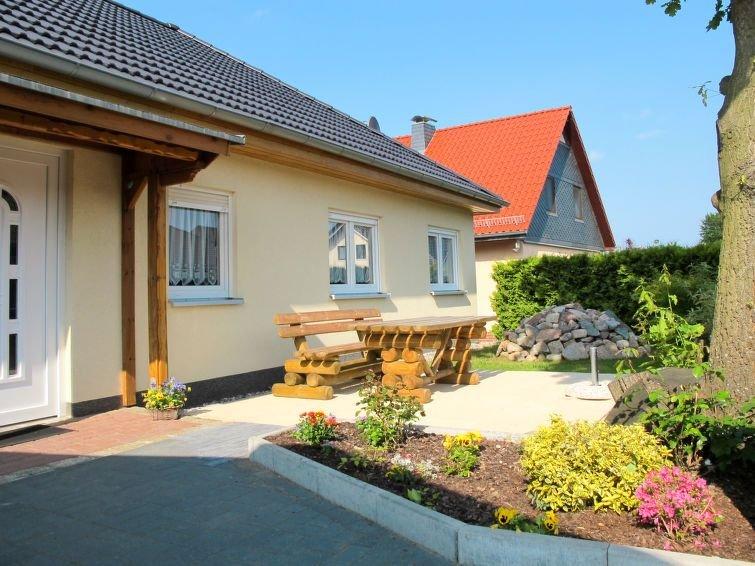 Ferienhaus Waldheide (ZEM118) in Zempin - 5 Personen, 3 Schlafzimmer, holiday rental in Zempin