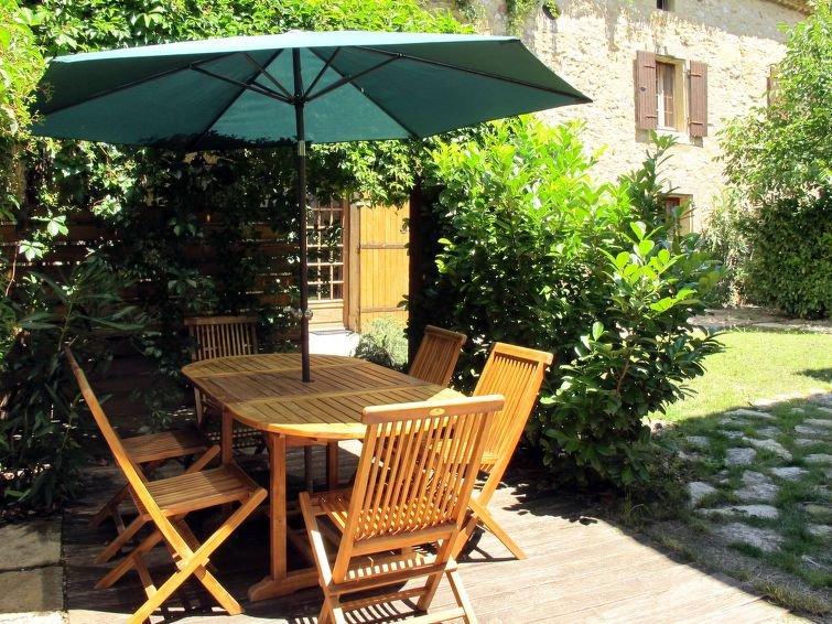 Ferienhaus Mas du Vieux Four (SVO100) in Saint Victor la Coste - 6 Personen, 2 S, aluguéis de temporada em Saint-Victor-la-Coste
