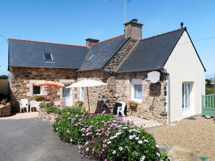 Ferienhaus Chez Yvonne (PBA116) in Pleubian - 5 Personen, 2 Schlafzimmer, casa vacanza a Pleubian