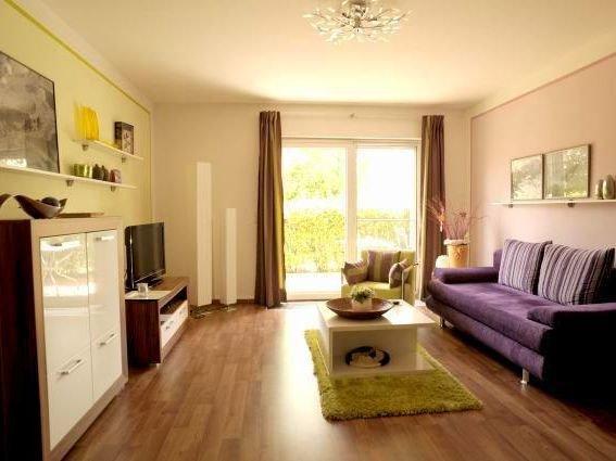 Wohnung 3 im EG Haus Stranddistel, komfortable Ferienwohnung für 4 Personen in Z, location de vacances à Zingst