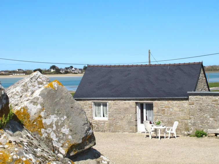 Vacation home in Plouescat, Finistère - 2 persons, 1 bedroom, vacation rental in Plouescat
