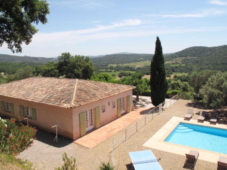 Ferienhaus Mas des Chênes (GRI120) in Grimaud - 10 Personen, 5 Schlafzimmer, location de vacances à Grimaud
