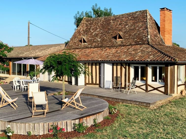 Ferienhaus Fournils (BPT100) in Beaupouyet - 6 Personen, 3 Schlafzimmer, holiday rental in Saint-Gery