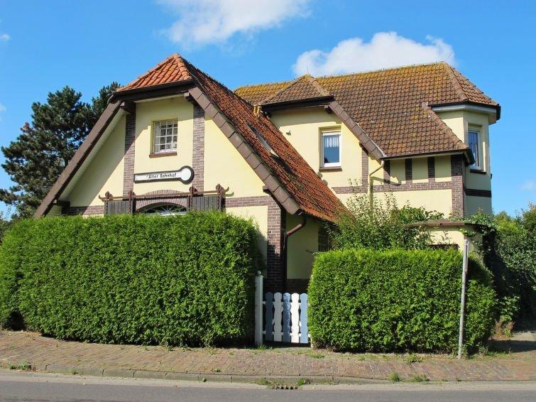 Ferienwohnung Alter Bahnhof (NGS150) in Neugarmssiel - 4 Personen, 2 Schlafzimme, location de vacances à Wittmund
