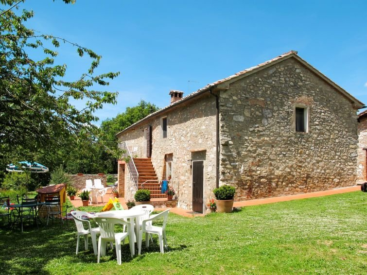 Ferienwohnung Podere La Morra - Nettuno (SOV106) in Sovicille - 4 Personen, 2 Sc, holiday rental in Pievescola