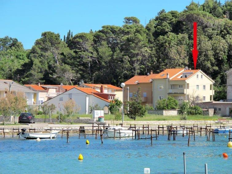 Ferienwohnung Mia (RAB322) in Rab/Rab - 5 Personen, 1 Schlafzimmer, alquiler de vacaciones en Rab Island
