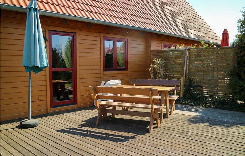 2 Zimmer Unterkunft in Klink-Sembzin, casa vacanza a Klink