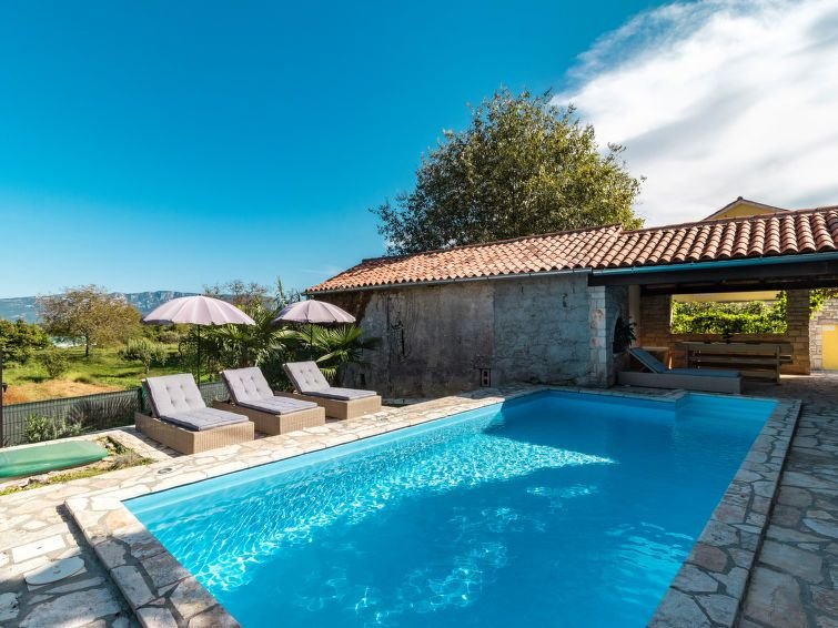 Vacation home Haus Kate  in Podpican, Istria - 6 persons, 2 bedrooms, vacation rental in Potpican
