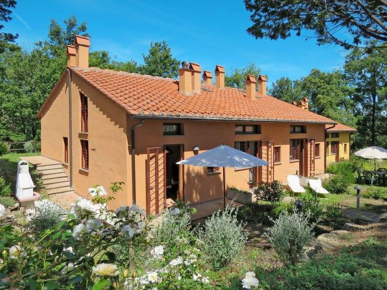 Ferienhaus Borgo La Fungaia (SGI467) in San Gimignano - 4 Personen, 1 Schlafzimm, casa vacanza a Pancole