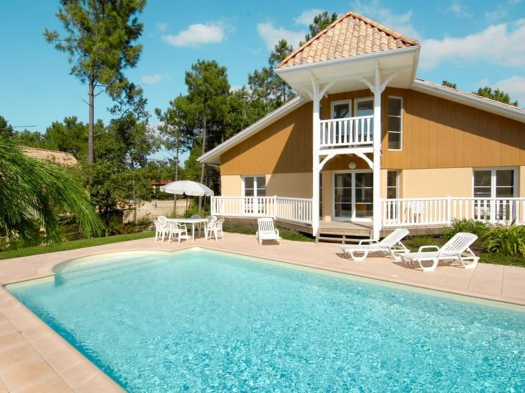 Ferienhaus Eden Club (LCA271) in Lacanau - 8 Personen, 4 Schlafzimmer, alquiler vacacional en Lacanau-Océan