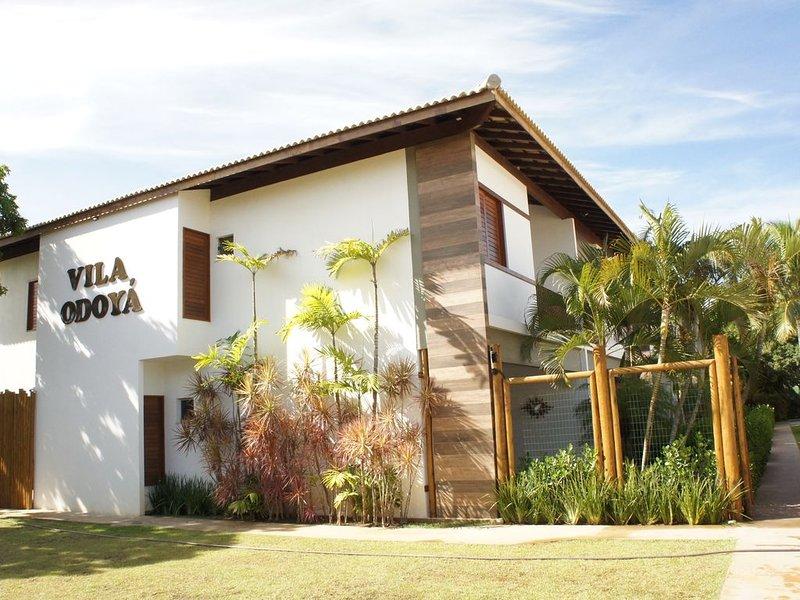 Itacimirim - Lugar Encantador - Praia da Espera, location de vacances à Jenipabu