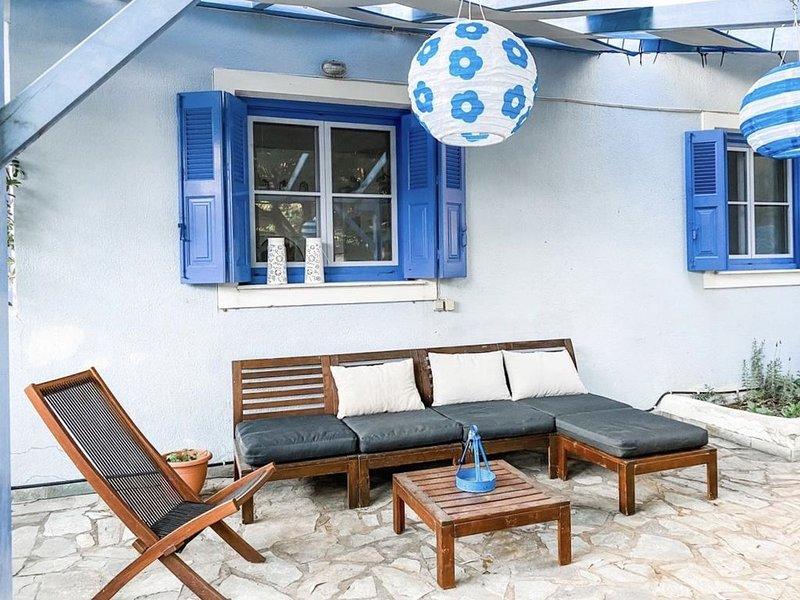 Charming Seaside House, aluguéis de temporada em Sigri