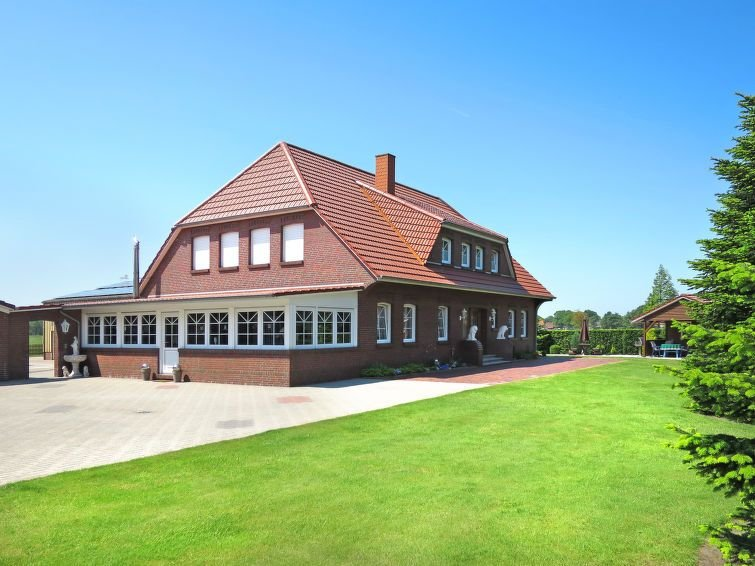 Apartment Ferienhaus Grete  in Südbrookmerland, North Sea: Lower Saxony - 20 pe, vacation rental in Sudbrookmerland