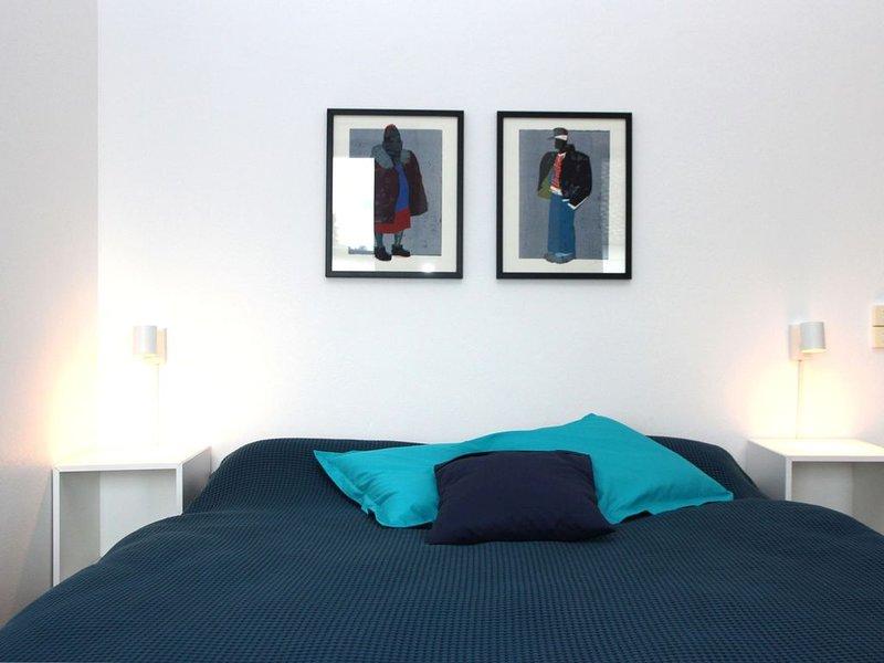 Ferienwohnung, 65qm, 2 Schlafzimmer, max. 3 Personen, holiday rental in Ruthen