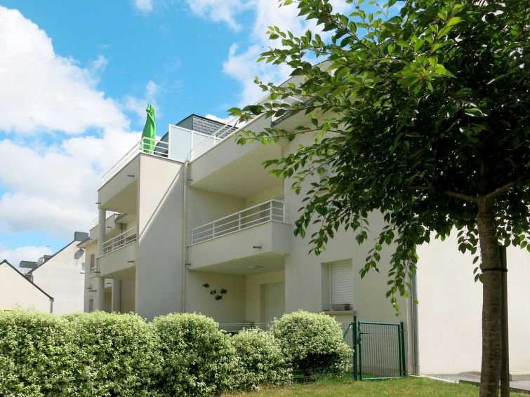 Apartment Les Coquillages  in Damgan, Morbihan - 3 persons, 1 bedroom, holiday rental in Le Tour-du-Parc