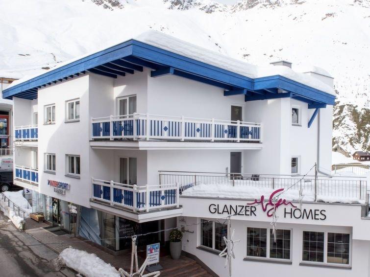 Ferienwohnung Glanzer Homes - Giggi Suite (SOE076) in Sölden - 4 Personen, 1 Sch, holiday rental in Plangeross