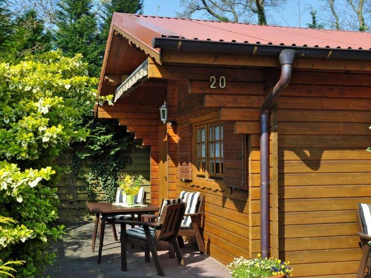 Ferienhaus Amselweg (WGT122) in Wingst - 4 Personen, 1 Schlafzimmer, location de vacances à Neuhaus an der Oste