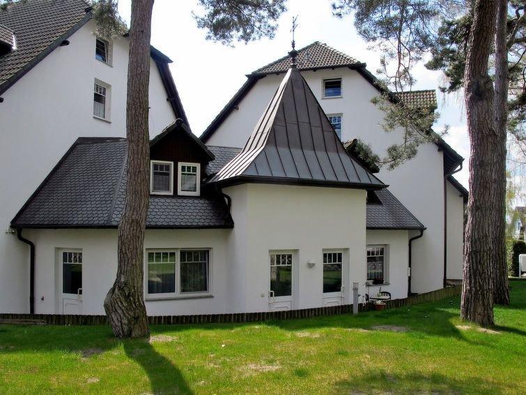 Ferienwohnung Zum Streckelsberg (KSW100) in Koserow - 4 Personen, 1 Schlafzimmer, location de vacances à Koserow