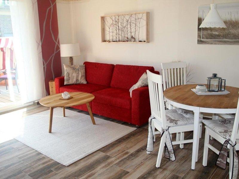 Ferienwohnung/App. für 5 Gäste mit 50m² in Dierhagen Strand (71357), alquiler vacacional en Dierhagen