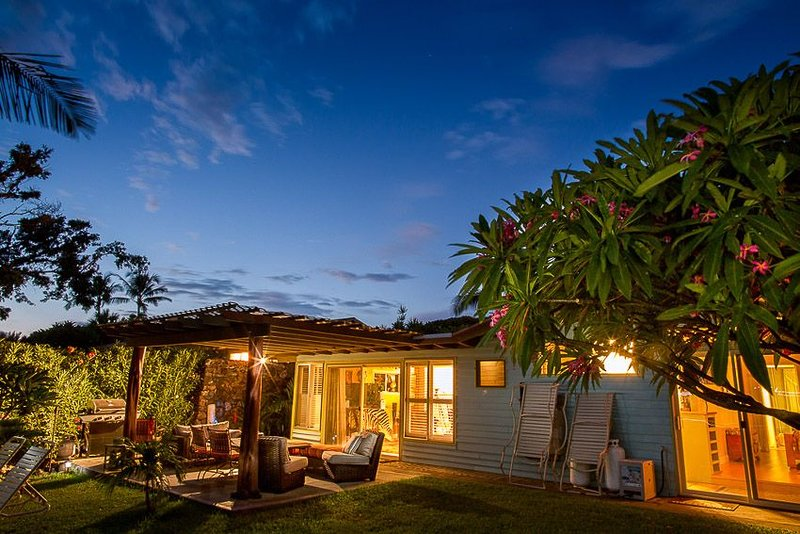 Three bedroom ocean view home is a great value., vacation rental in Hawi