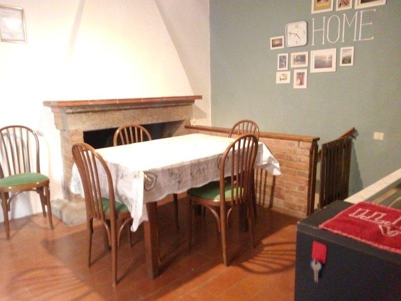 Appartamento Le3porte, alquiler vacacional en Castagneto Carducci