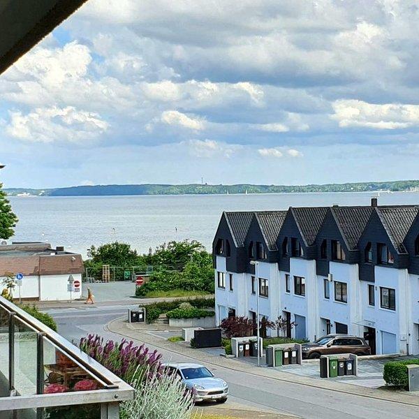 Ferienwohnung in der Nähe vom Strand. Eine schöne Meerblick., vacation rental in Flensburg