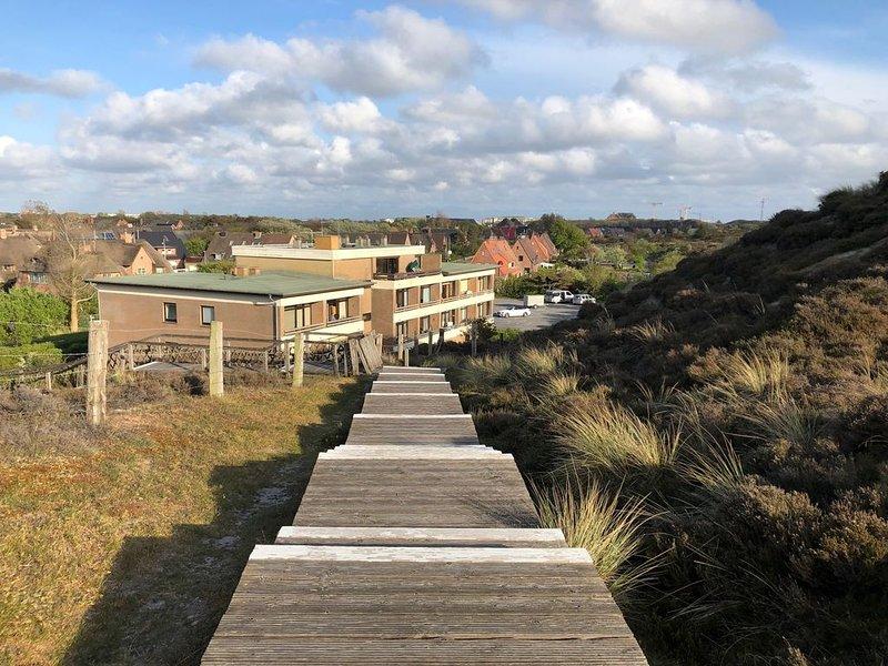 Apartment Dünenblick in List, location de vacances à North Friesian Islands