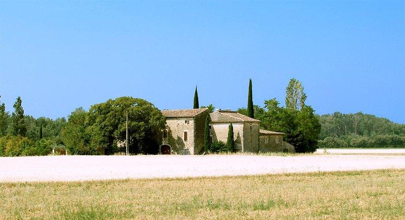 MAS du Tilleul - Location 140m² (2 X 70 m²), vacation rental in Puygiron