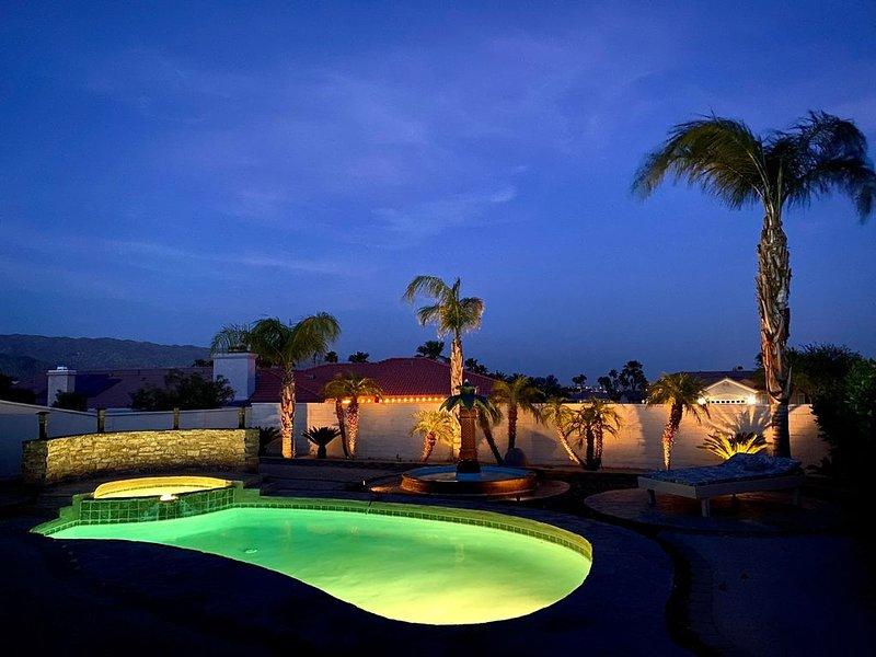 The Desert House, alquiler de vacaciones en Morongo Valley
