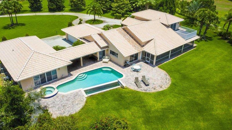 SWISS 67 - Lake Denise, holiday rental in Groveland