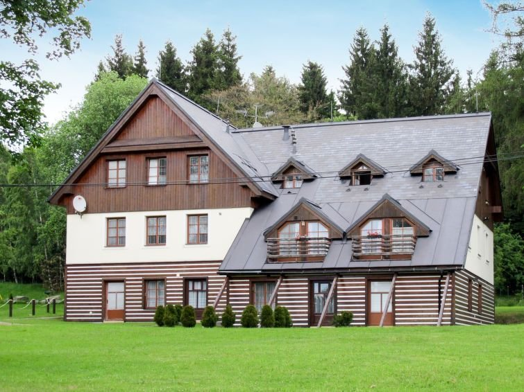 Ferienwohnung Harrachovka (HRA102) in Harrachov - 4 Personen, 1 Schlafzimmer, vacation rental in Krkonose National Park