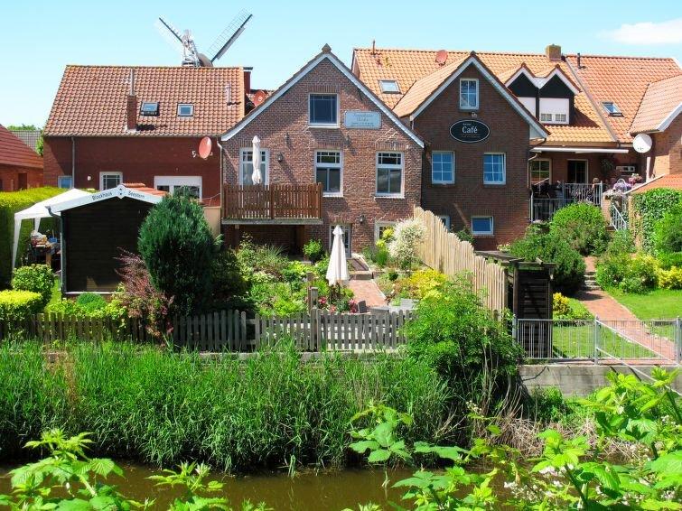 Apartment Ferienhaus Dirks  in Jemgum / Ditzum, North Sea: Lower Saxony - 4 per, location de vacances à Emden