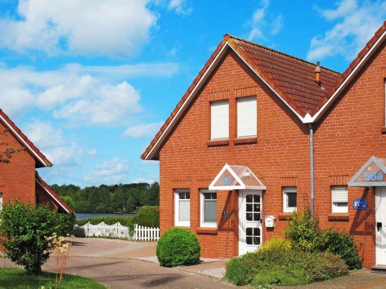 Ferienhaus Kleine Möwe in Timmel - 4 Personen, 2 Schlafzimmer, holiday rental in Detern