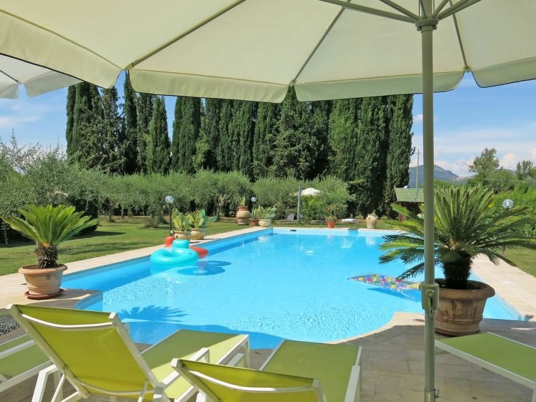 Ferienhaus Luisa (IPI100) in Pisa - 4 Personen, 1 Schlafzimmer, holiday rental in Madonna Dell'Acqua