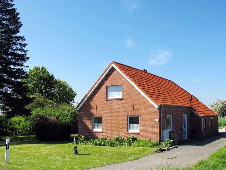 Ferienhaus Stickliesel in Ditzum - 6 Personen, 3 Schlafzimmer, casa vacanza a Finsterwolde
