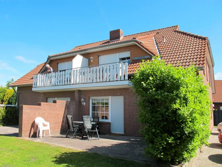 Ferienwohnung Huus in't Dreih (NDD097) in Norddeich - 4 Personen, 2 Schlafzimmer, vacation rental in Norddeich