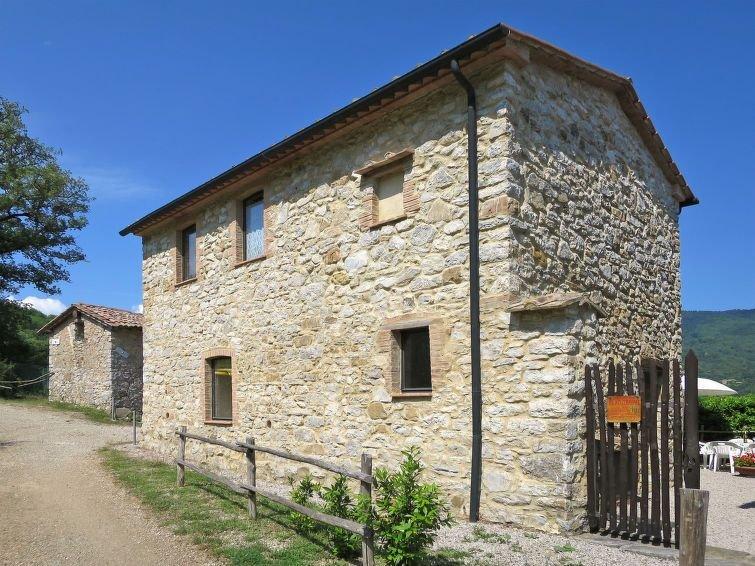 Ferienhaus I Prati di Travale (TRV113) in Travale - 6 Personen, 3 Schlafzimmer, vacation rental in Ciciano