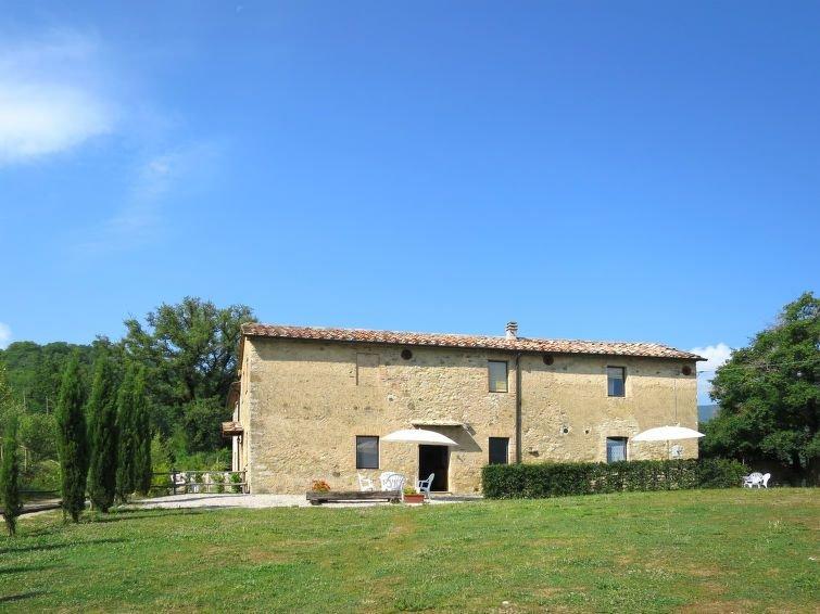 Ferienhaus I Prati di Travale (TRV112) in Travale - 4 Personen, 2 Schlafzimmer, holiday rental in Montieri