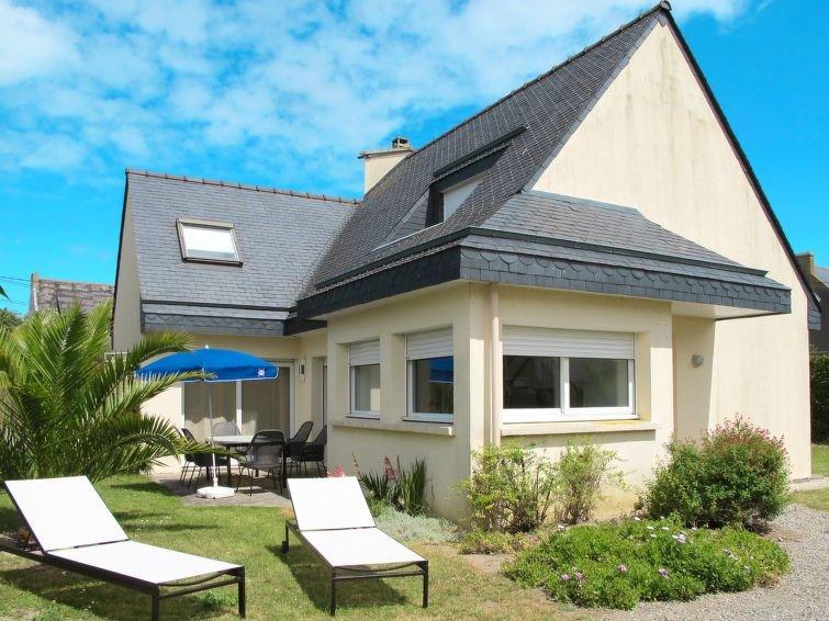 Ferienhaus Le Triskell (CED229) in Cléder - 6 Personen, 3 Schlafzimmer, casa vacanza a Plouescat