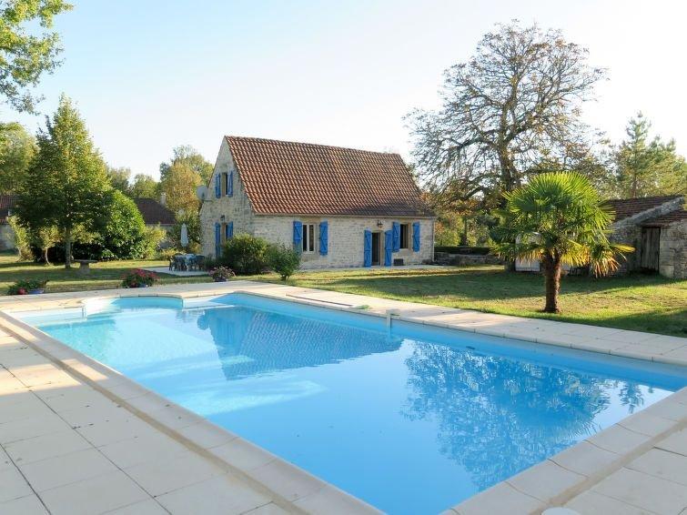 Ferienhaus Le Causse de Cluzel (PCQ100) in Pontcirq - 6 Personen, 2 Schlafzimmer, holiday rental in Nuzejouls