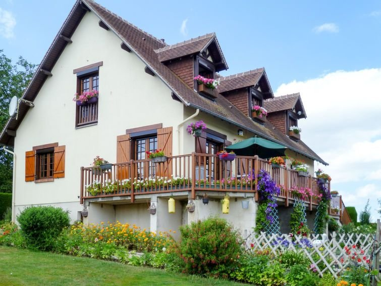 Ferienhaus La Renaissance (NEB400) in Neufchâtel-en-Bray - 8 Personen, 4 Schlafz, casa vacanza a Londinieres