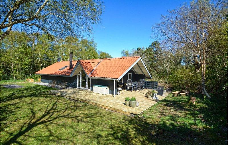 4 Zimmer Unterkunft in Thyholm, aluguéis de temporada em Lihme