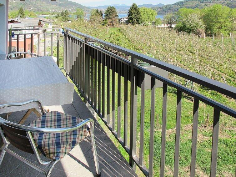 Ferienwohnung Deval (LDC133) in Lago di Caldonazzo - 5 Personen, 2 Schlafzimmer, casa vacanza a Pergine Valsugana