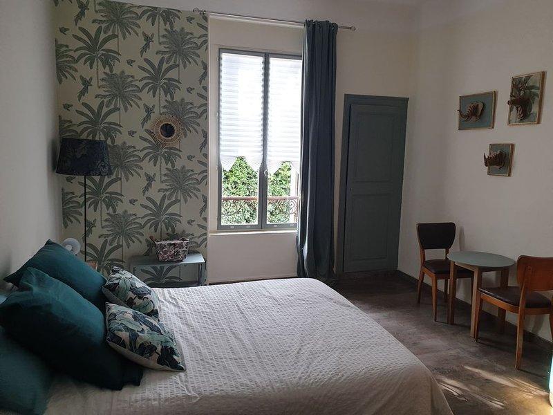 Chambre d'hôtes à Ganges, location de vacances à La Cadière-et-Cambo