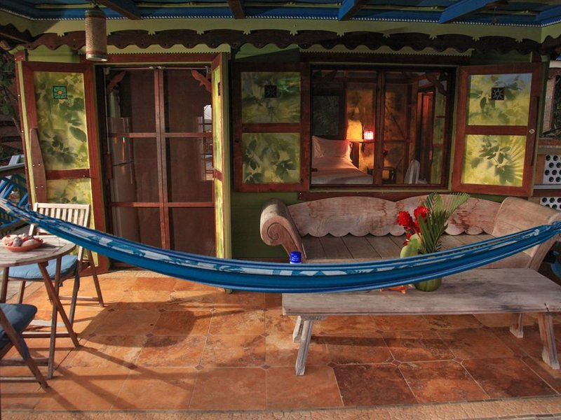 Pitirres Nest A dreamy Place !, holiday rental in Culebra