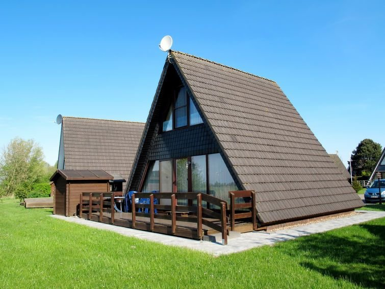 Vacation home in Butjadingen - Fedderwarders., North Sea: Lower Saxony - 6 pers, casa vacanza a Burhave