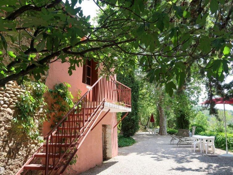 Ferienhaus L'Amandier (ORN310) in Oraison - 4 Personen, 1 Schlafzimmer, vakantiewoning in Les Mees